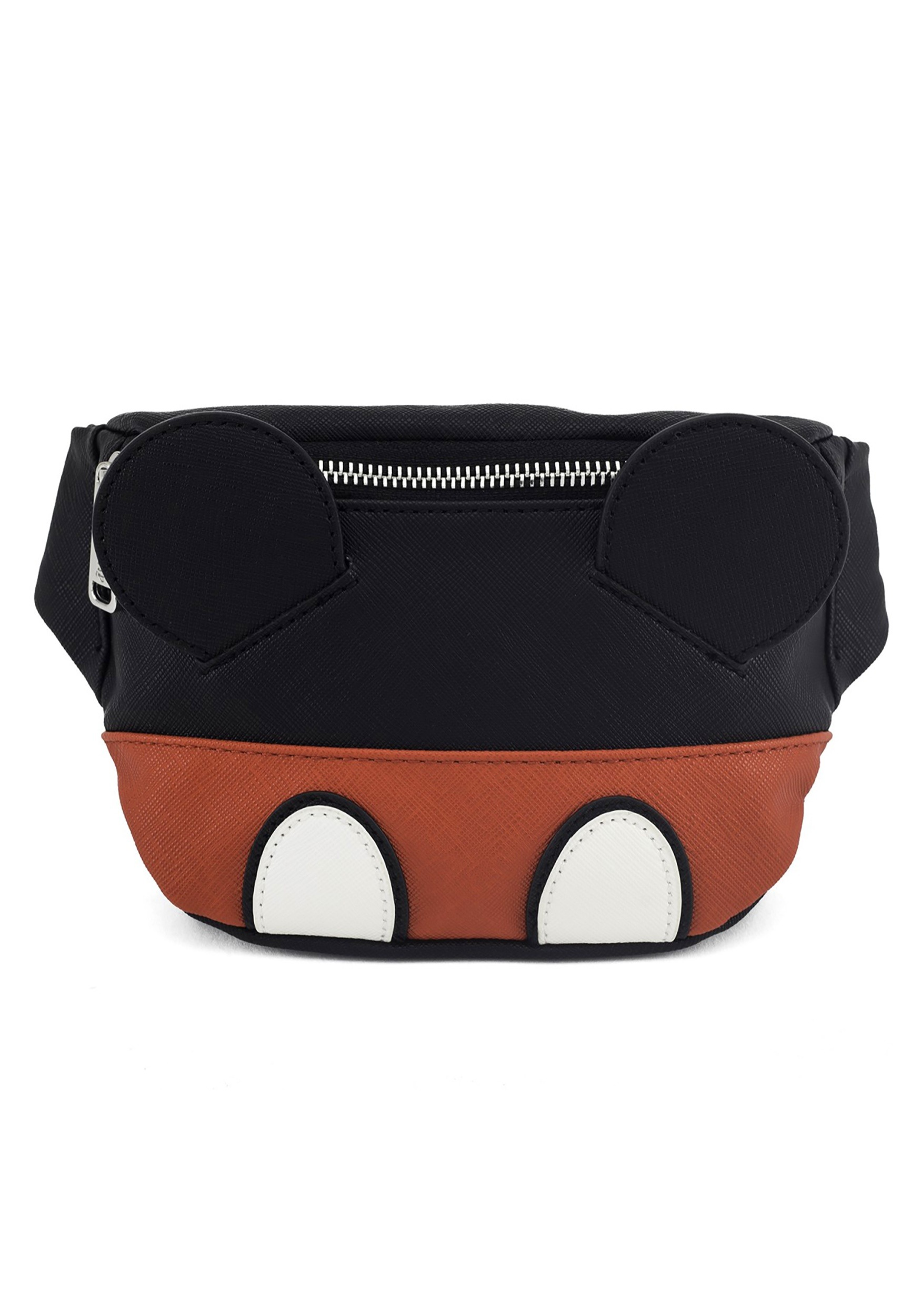 7f9a5bd51b76 Loungefly Mickey Mouse Faux Leather Fanny Pack