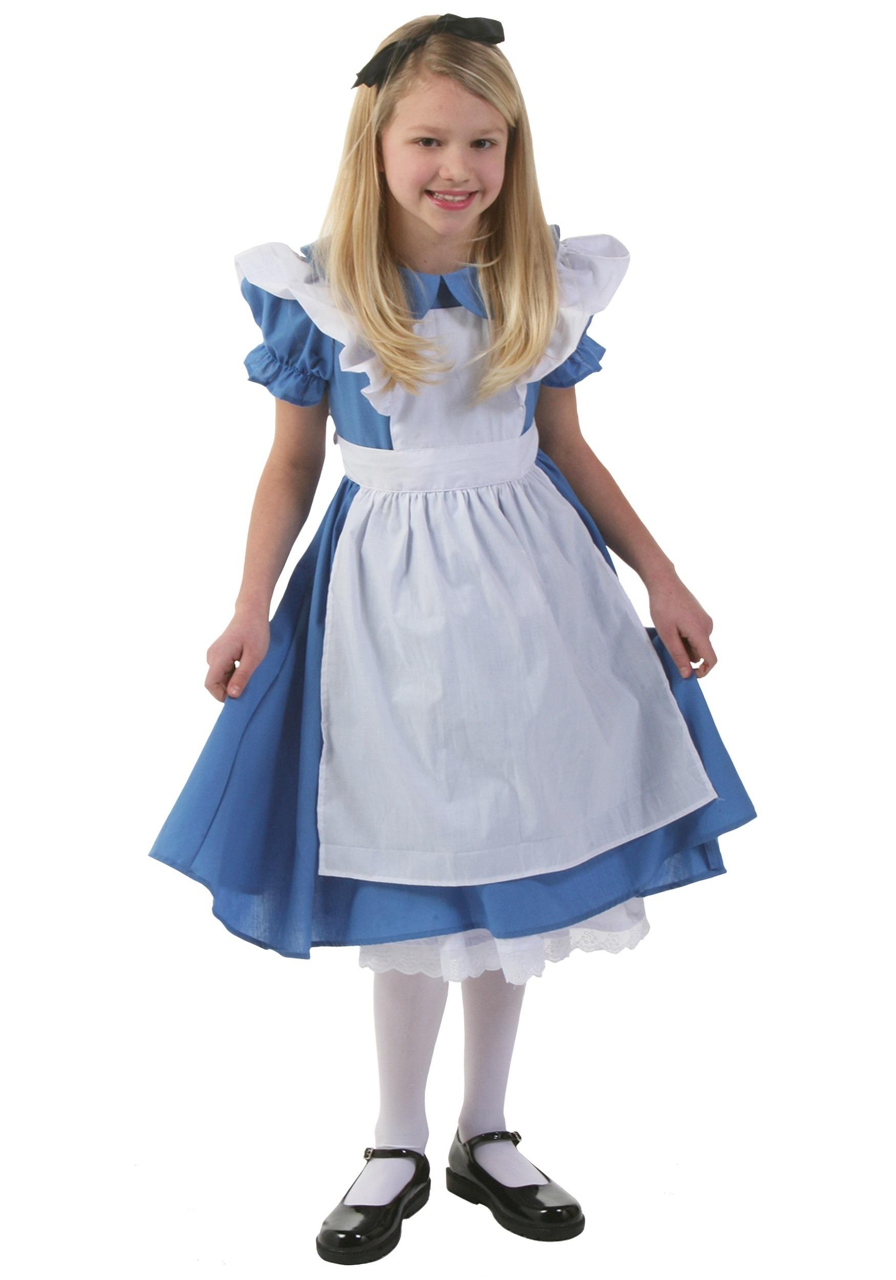 White apron alice wonderland costume - White Apron Alice Wonderland Costume 81