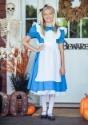 Child Deluxe Alice Costume Alt 10