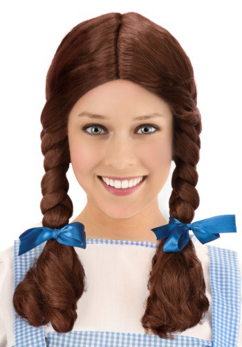 Deluxe Kansas Girl Costume Wig