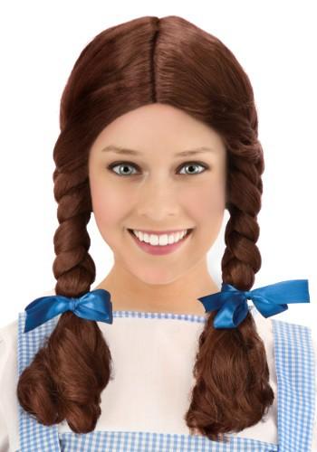 Deluxe Kansas Girl Costume Wig