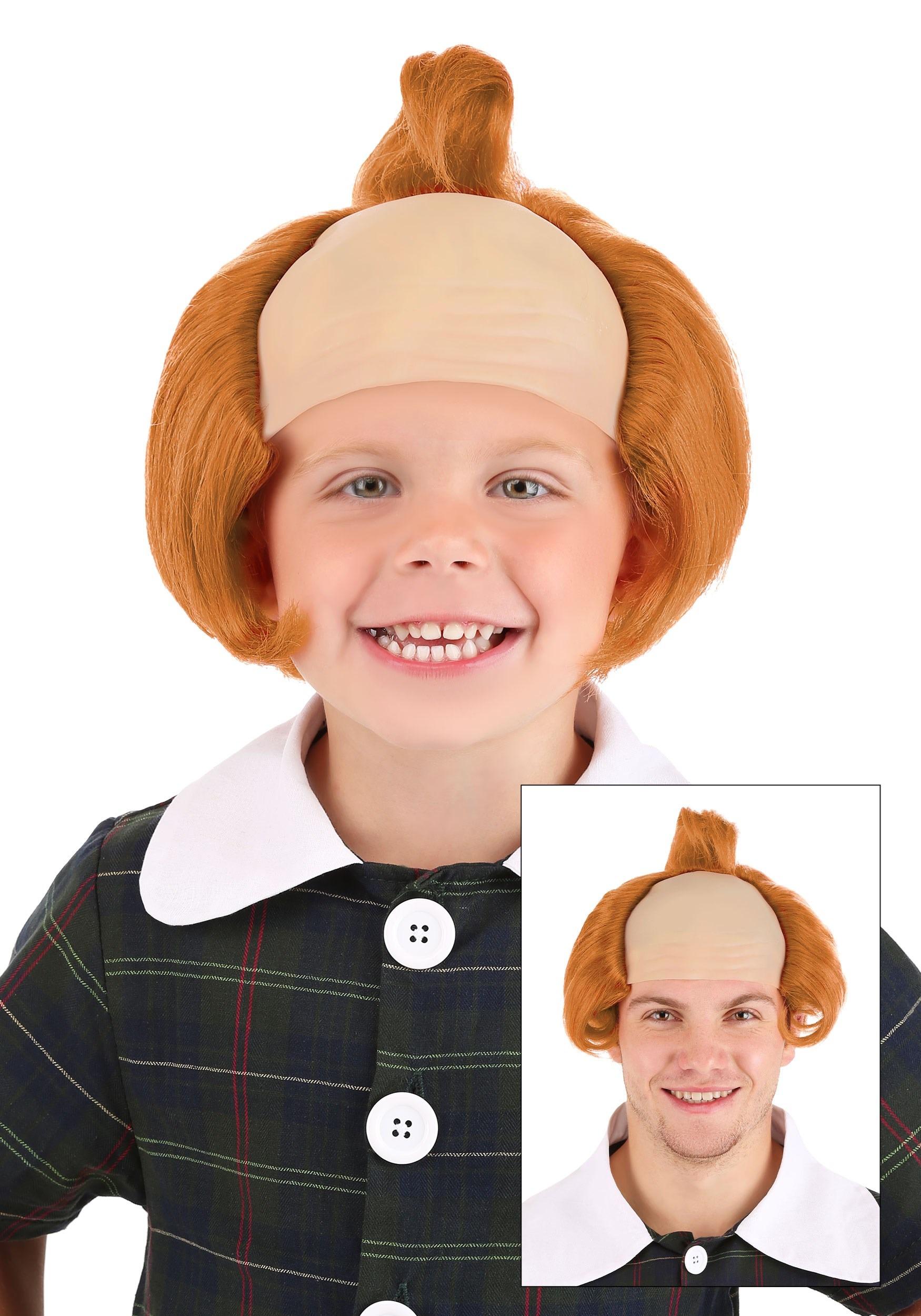 Kids Wigs - Boys, Girls, Child Cheap Costume Wigs