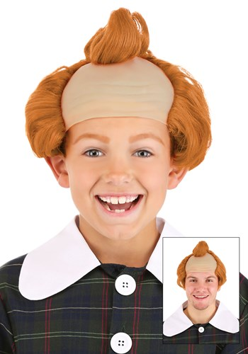 Three Curl Munchkin Wig By: H.M. Smallwares for the 2015 Costume season.