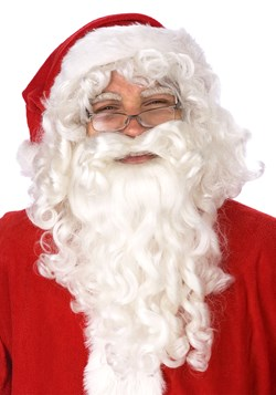 Santa Claus Wig and Beard Set upd