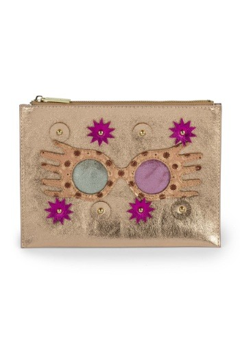 Click Here to buy Danielle Nicole Harry Potter Luna Lovegood Pouch from HalloweenCostumes, CDN Funds