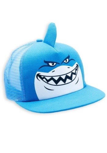 Seymour the Shark Critter Cap