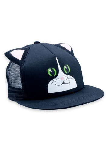Chloe the Cat Critter Cap