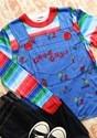 Chucky Long Sleeve Tee Costume update