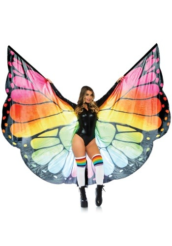 Click Here to buy Rainbow Butterfly Wings from HalloweenCostumes, CDN Funds