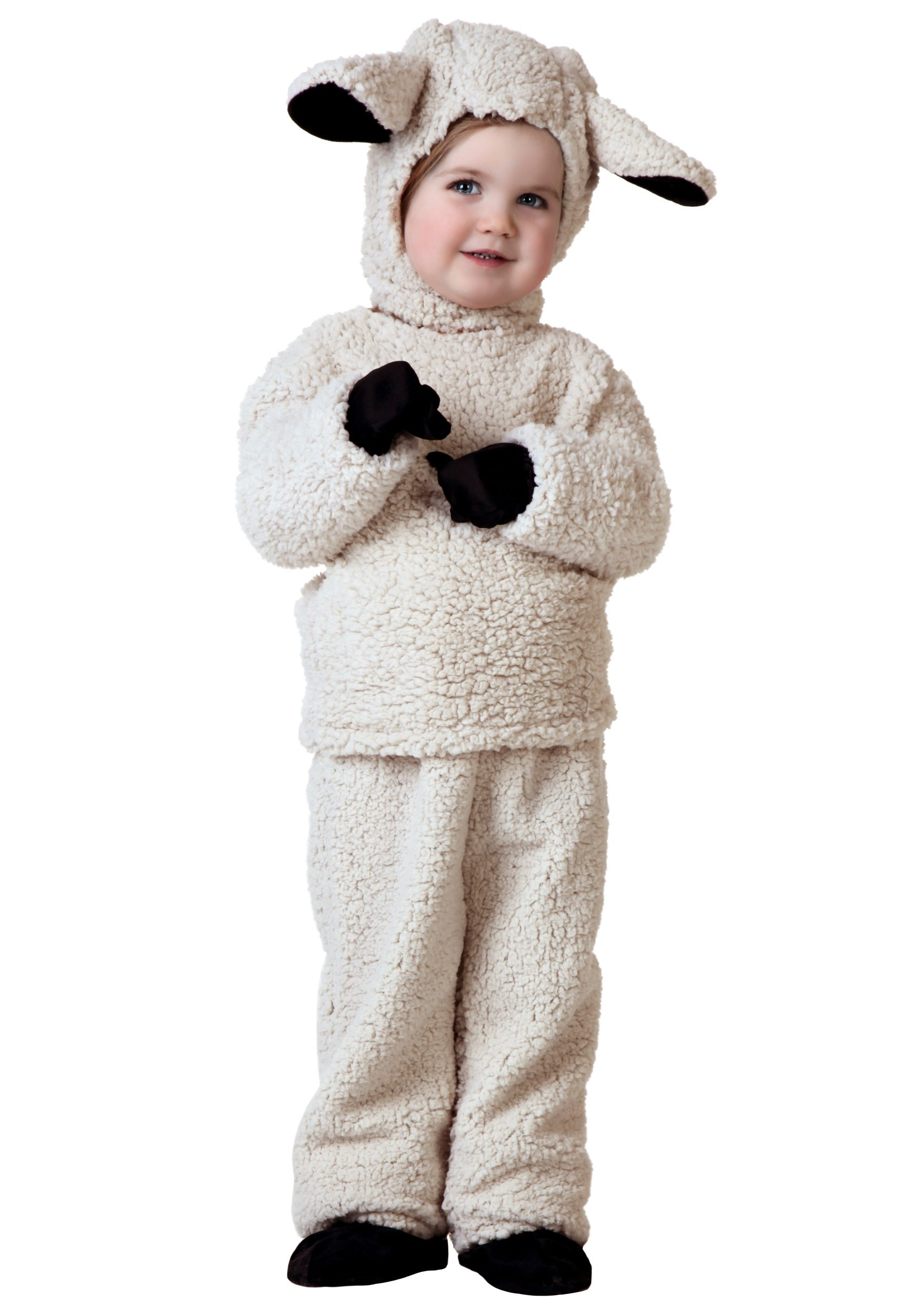 Toddler Sheep Costume  sc 1 st  Halloween Costumes & Baby Lamb u0026 Sheep Costumes - HalloweenCostumes.com