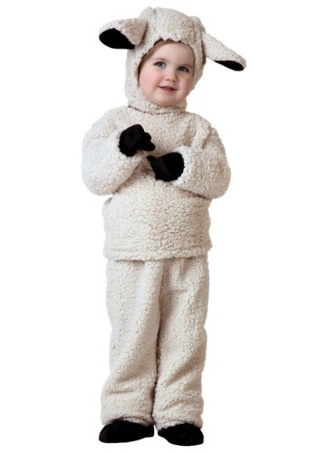 Toddler Sheep Costume