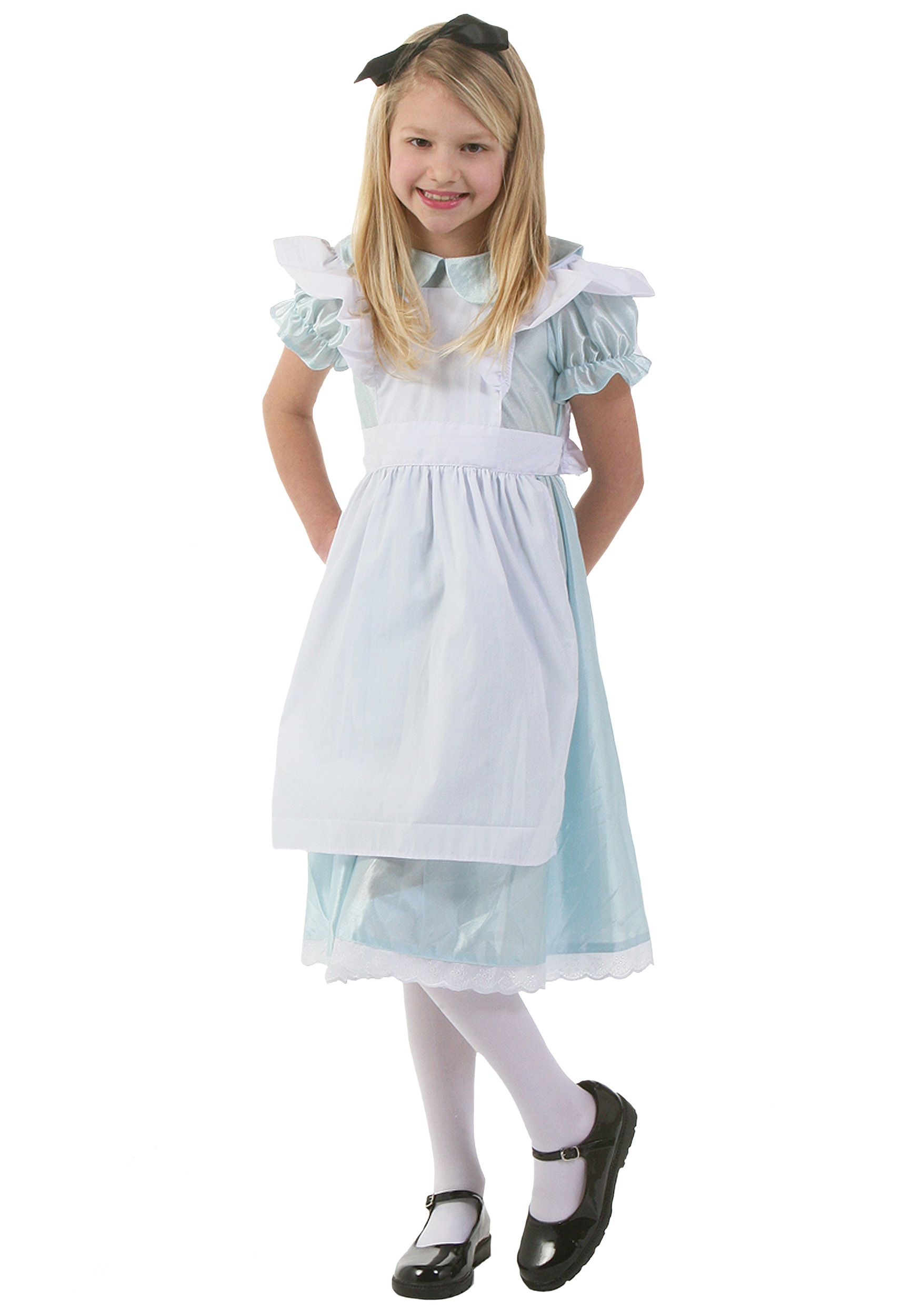 Child Deluxe Alice Costume Child Alice Costume