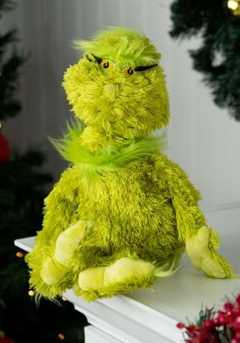 "The Grinch 13"" Stuffed Figure-1"