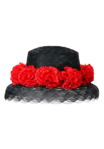 Womens Floral Hat