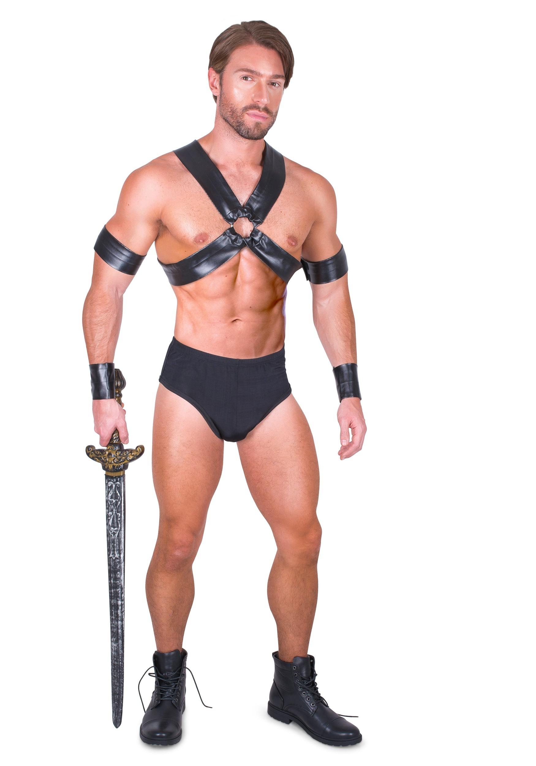 Male sexy costume