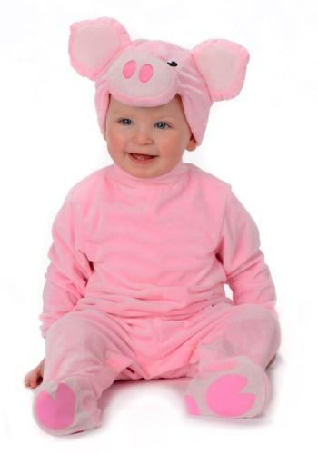 Infant Pig Costume