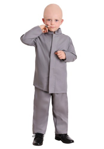 Toddler Gray Suit Costume By: Fun Costumes for the 2015 Costume season.