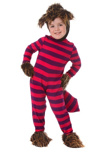 Toddler Wonderland Cat Costume