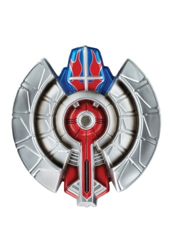 Click Here to buy Optimus Prime Transformers 5 Shield from HalloweenCostumes, USA Funds & Shipping