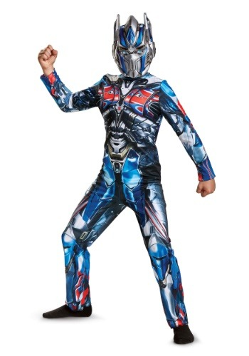 Optimus Prime Child Classic Costume