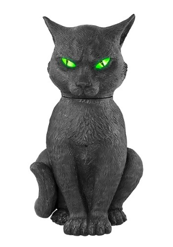 Click Here to buy Animated Head Turning Cat from HalloweenCostumes, CDN Funds