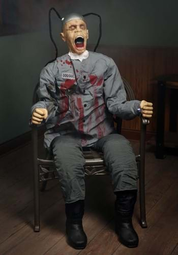 Click Here to buy Death Row Animated Decoration from HalloweenCostumes, CDN Funds