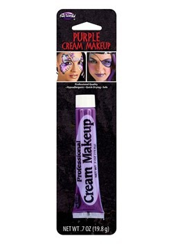 Professional Cream Makeup - Purple