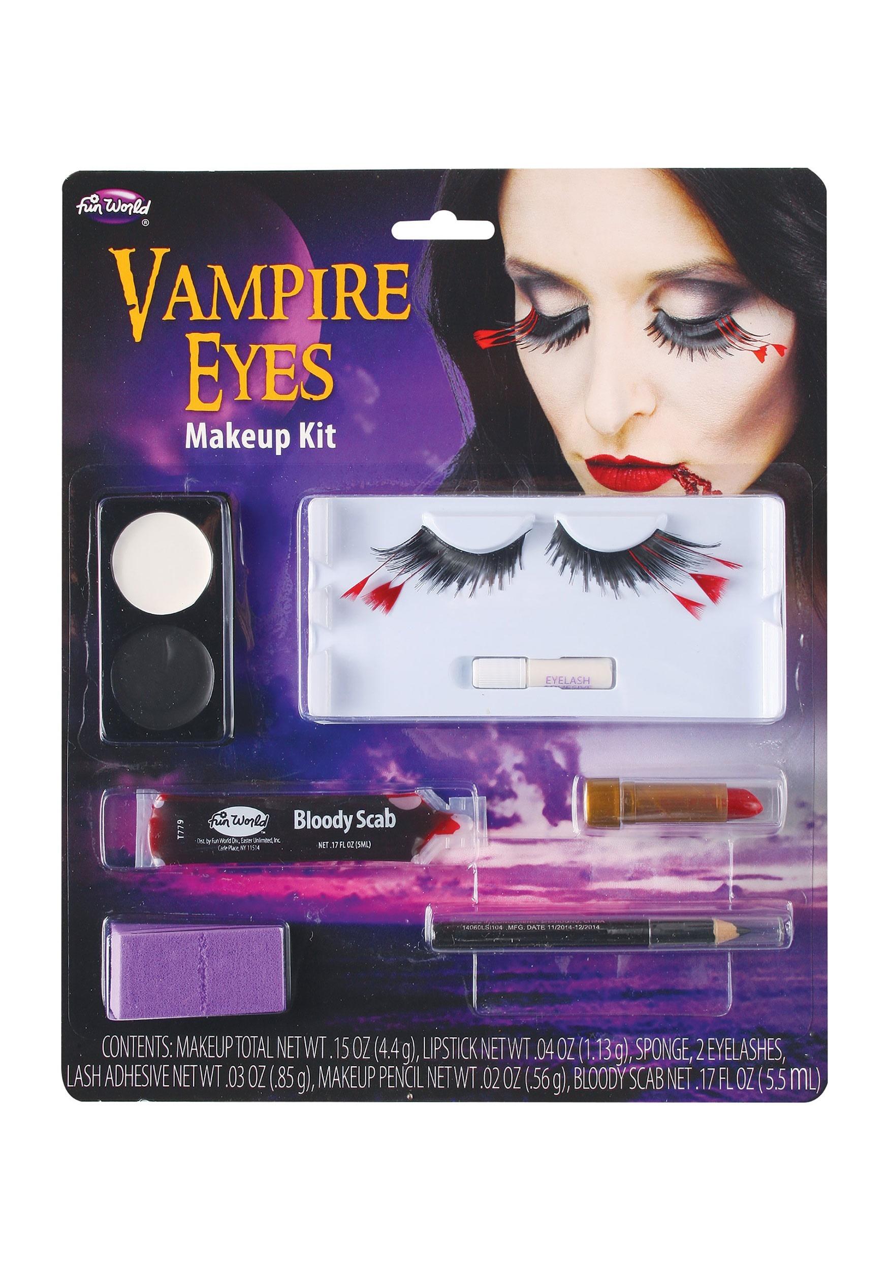 Makeup Kit: Vampire Eyes Makeup Kit