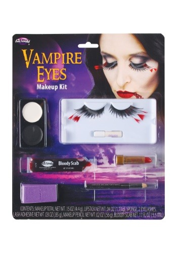 Click Here to buy Vampire Eyes Makeup Kit from HalloweenCostumes, CDN Funds