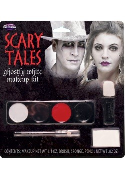 Ghostly White Makeup Kit