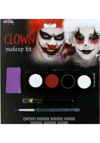 Clown Makeup Kit