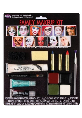 Click Here to buy Family Makeup Kit from HalloweenCostumes, USA Funds & Shipping