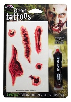 Zombie Tattoos upd