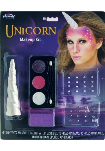 Complete Unicorn Makeup Kit
