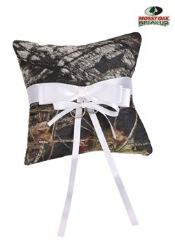 Mossy Oak Ring Bearer Pillow