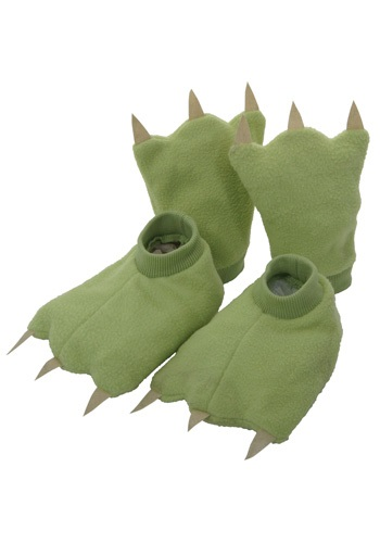 Kids Dinosaur Hands and Feet By: Fun Costumes for the 2015 Costume season.