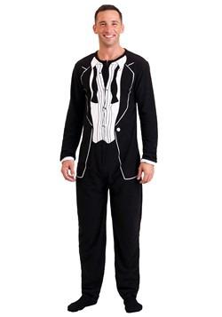 Tuxedo Union Suit