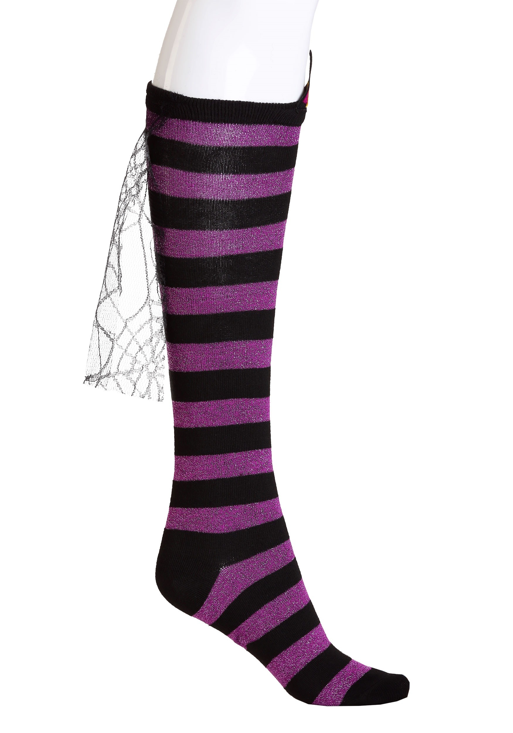 a2e853c75c7 Novelty Witch Knee High Women s Socks Main
