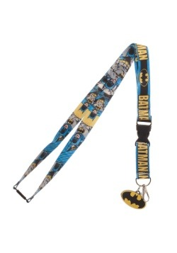DC Batman Lanyard1