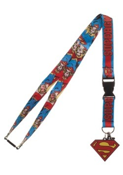 DC Supergirl Lanyard Accessory
