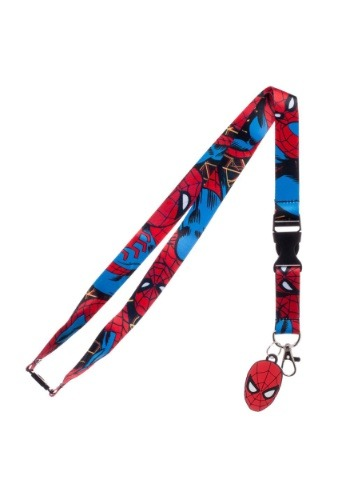 Click Here to buy Marvel Spider-Man Lanyard from HalloweenCostumes, USA Funds & Shipping