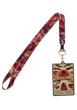 Rick and Morty Lanyard and ID Holder1