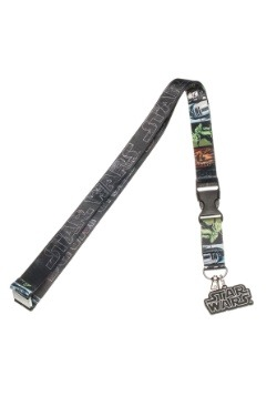 Star Wars Logo Lanyard1
