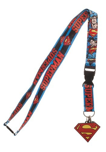 DC Superman Lanyard