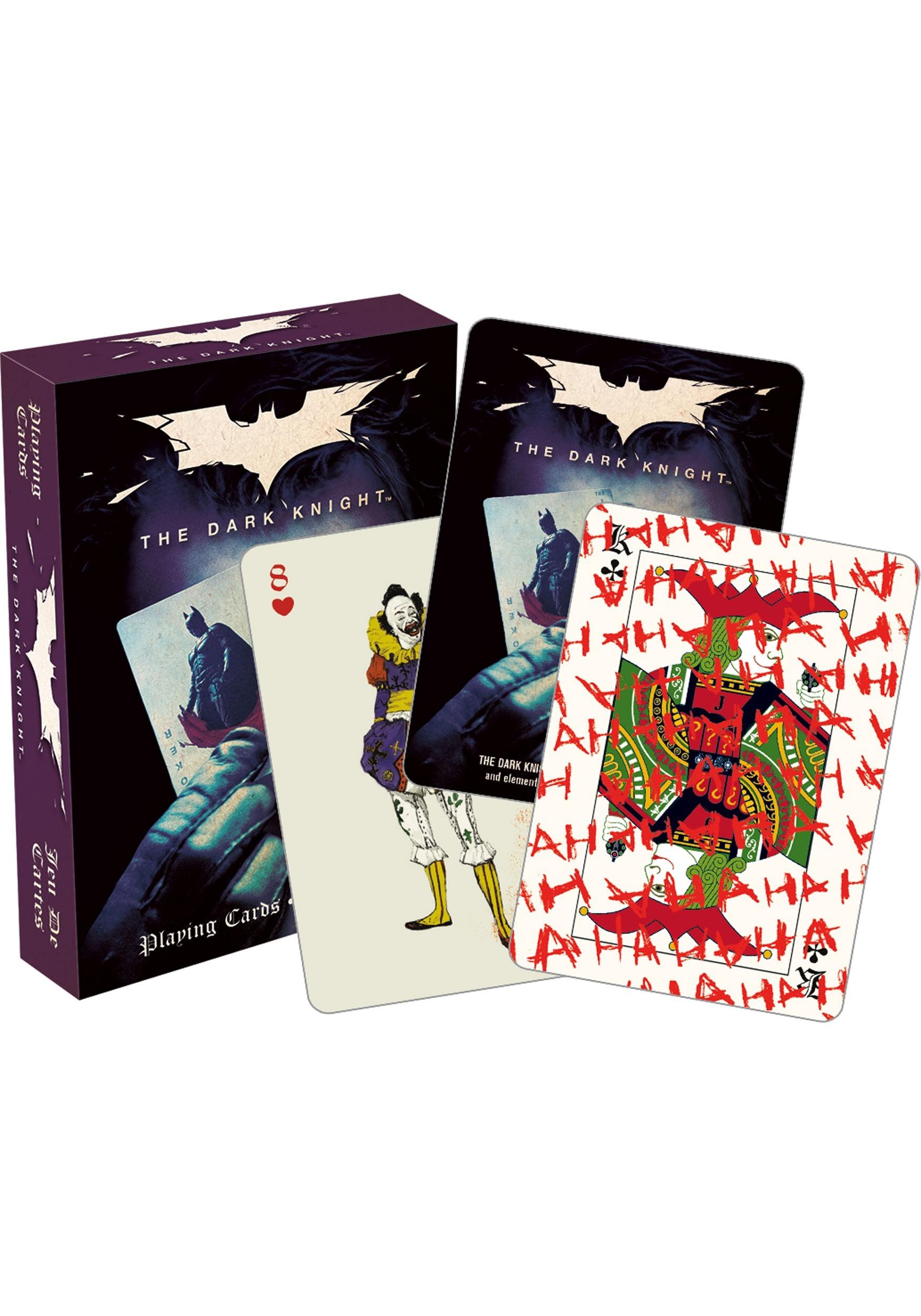 de9f24f30e25d Joker Playing Cards- The Dark Knight