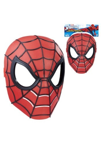 Click Here to buy Spider-Man Hero Mask from HalloweenCostumes, USA Funds & Shipping
