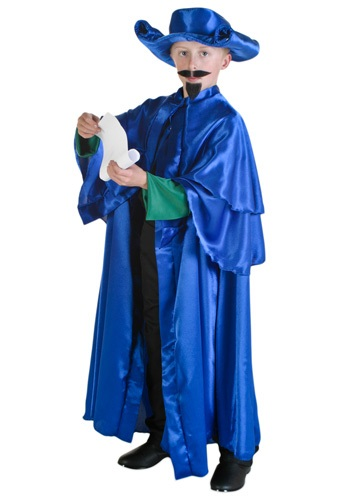 Child Munchkin Coroner Costume By: Fun Costumes for the 2015 Costume season.