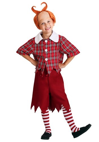 Click Here to buy Kids Red Munchkin Costume from HalloweenCostumes, CDN Funds