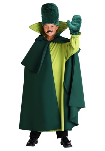 Kids Green Guard Costume