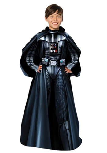 Star Wars Darth Vader Child Comfy Throw-update1